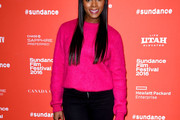 Tika Sumpter Crewneck Sweater