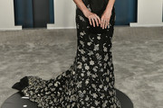 Nikki Reed Long Skirt
