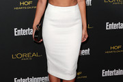 Jessica Lowndes Pencil Skirt