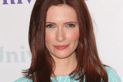 Bitsie Tulloch Long Straight Cut