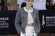 Kristen Stewart Tweed Jacket