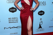 Kira Kosarin One Shoulder Dress
