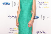 Natalie Morales Lace Dress