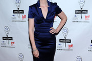 Cynthia Nixon Cocktail Dress