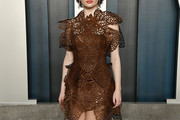 Joey King Cutout Dress