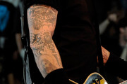 James Hetfield SleeveTattoo