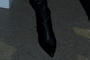 Katie Holmes Ankle Boots