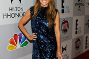 Natalie Coughlin Sequin Dress