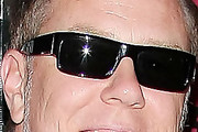 James Hetfield Rectangular Sunglasses