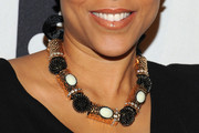 Shaunie O'Neal Beaded Statement Necklace