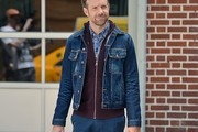 Jason Sudeikis Denim Jacket