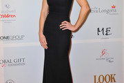Tana Ramsay Evening Dress