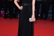 Ludivine Sagnier Evening Dress