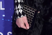 Scarlett Johansson Beaded Clutch