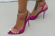 Rihanna Strappy Sandals