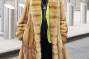 Joan Rivers Fur Coat