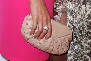 Angie Martinez Studded Clutch