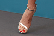 Penelope Cruz Evening Sandals