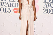 Fleur East Halter Dress