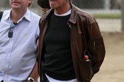 Harrison Ford Leather Jacket