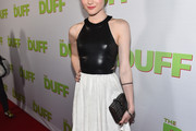 Skylar Samuels Halter Dress