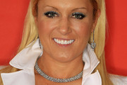 Natalie Gulbis Diamond Tennis Necklace