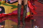 Joan Smalls Knee High Boots