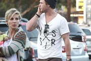Chris Hemsworth V-Neck Tee