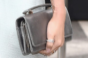 Zhang Ziyi Metallic Purse