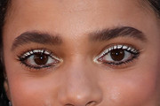 Sasha Lane Metallic Eyeshadow