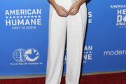 Bailee Madison High-Waisted Pants