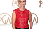 Reese Witherspoon Crop Top