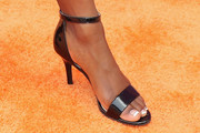 Simone Biles Strappy Sandals