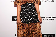 Alexandra Shipp Print Dress