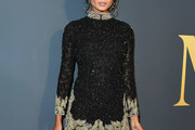 Daniela Braga Beaded Dress