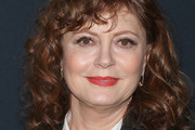 Susan Sarandon Medium Curls with Bangs