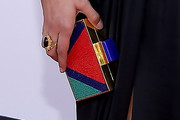Nina Dobrev Box Clutch