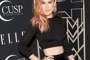 Rumer Willis Crop Top