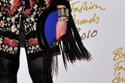 Holly Fulton Leather Clutch