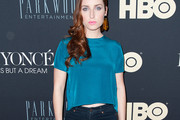 Zoe Lister Jones Loose Blouse