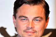 Leonardo DiCaprio Short Side Part