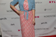 Jen Lilley Print Dress