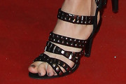 Regina Halmich Strappy Sandals