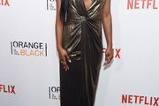 Vicky Jeudy Wrap Dress