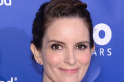 Tina Fey Braided Updo