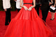 Allison Williams Princess Gown