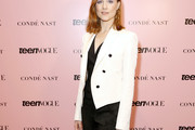 Evan Rachel Wood Cropped Jacket