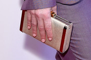 Idina Menzel Satin Clutch