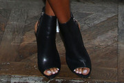 Nicole Beharie Ankle Boots