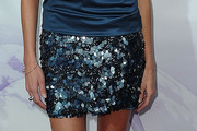 Brooke Burns Mini Skirt
